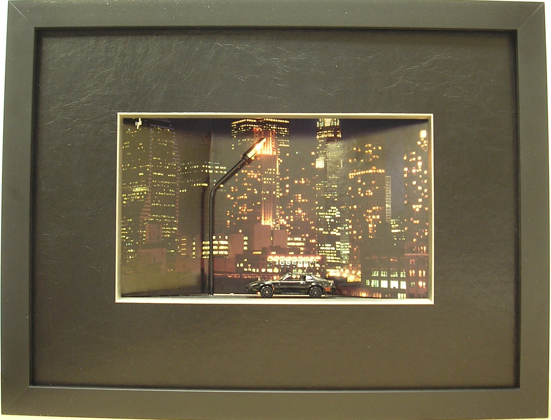 The Knight Rider Shadowbox