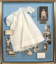 Save the memory of your christening or baby's first christmas!