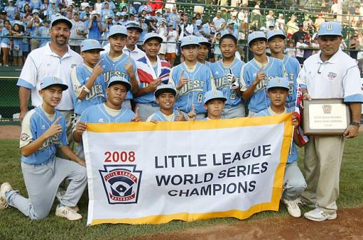 Little League Winners