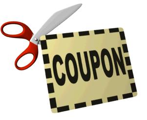 Remember to read the fine print of coupons!