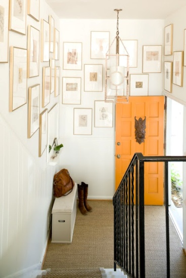 What a fantastic entryway, how does yours look?