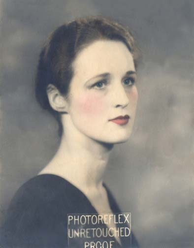 After Broadway Galleries restored Grandma's photo!